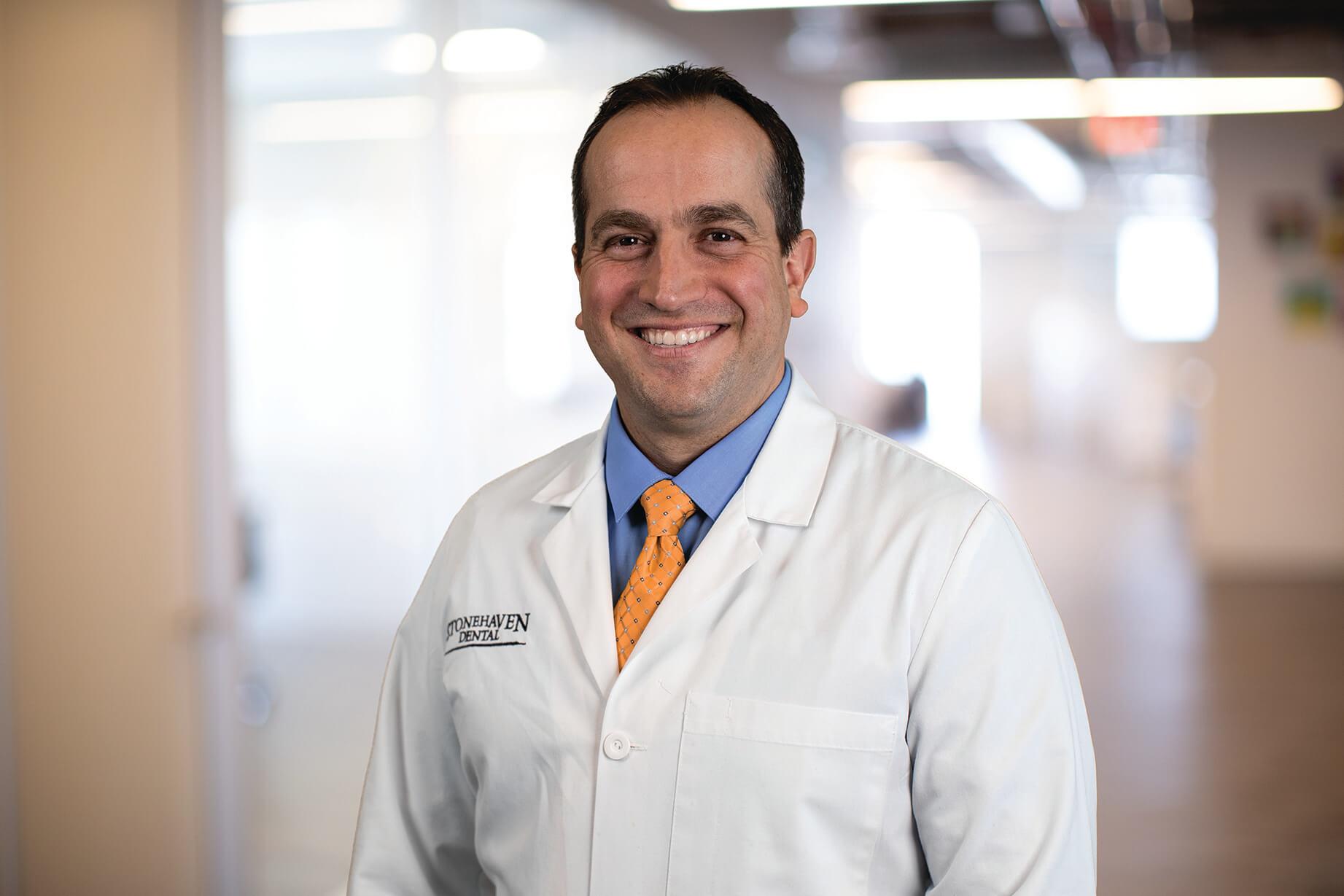 Dr. Tyson Perrero